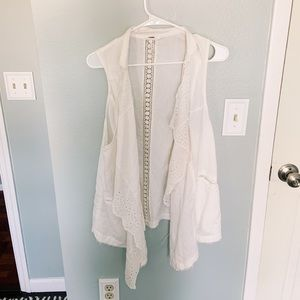 White tank cover up